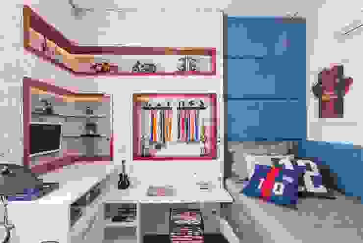 Dormitório Filho por FV Moderno MDF