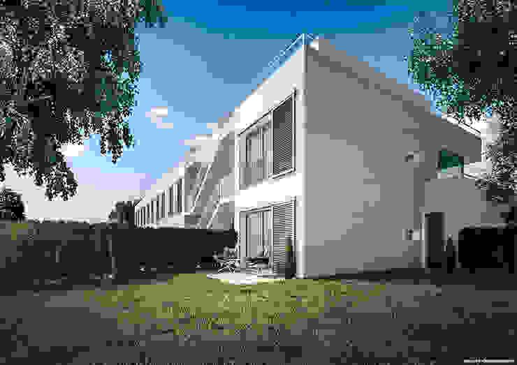 Jonathan Sabbadini Modern houses