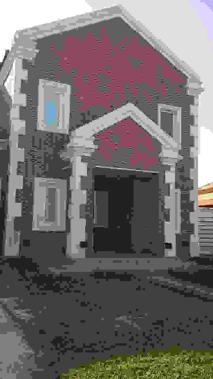 Arquitectos Building M&CC - (Marcelo Rueda, Claudio Castiglia y Claudia Rueda) Maisons rustiques