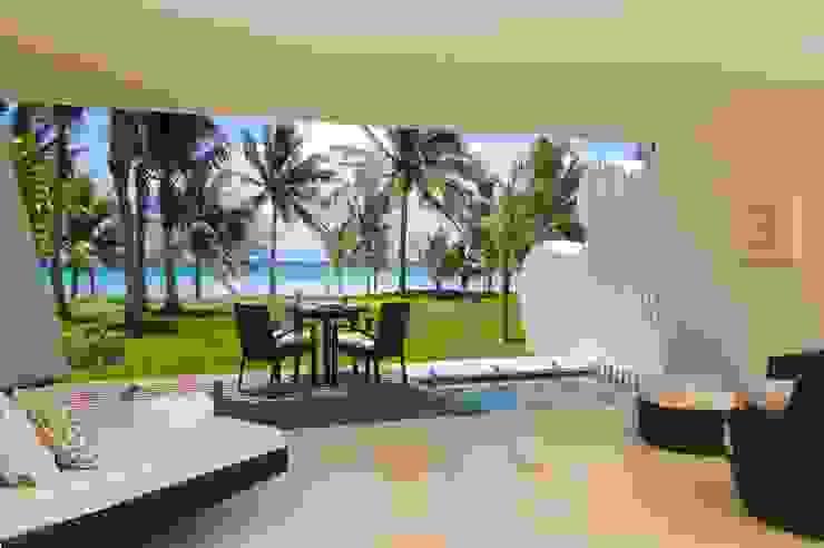 Grand Velas Riviera Maya / Velas Resorts. de MC Design Ecléctico Mármol