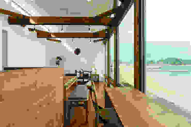 空と海な家 ワークスペース フォーレストデザイン一級建築士事務所