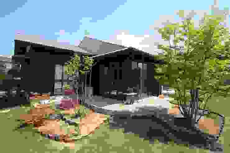 骨董建具の家 クラシカルな 家 の 大出設計工房 OHDE ARCHITECT STUDIO クラシック