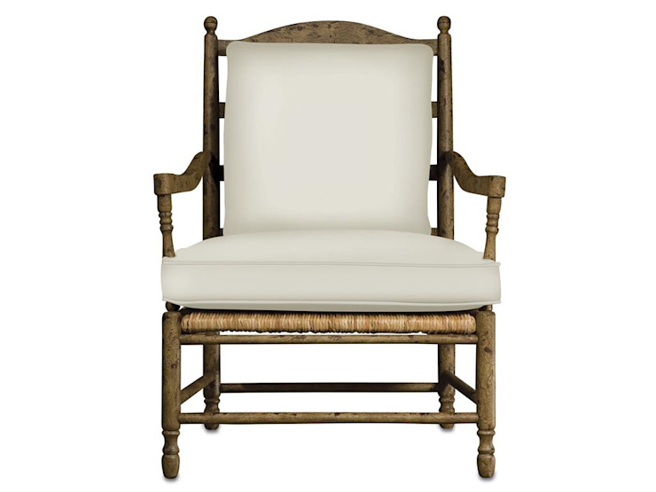 Arm Chair with Upholstery : asian  by Purewood,Asian Wood Wood effect