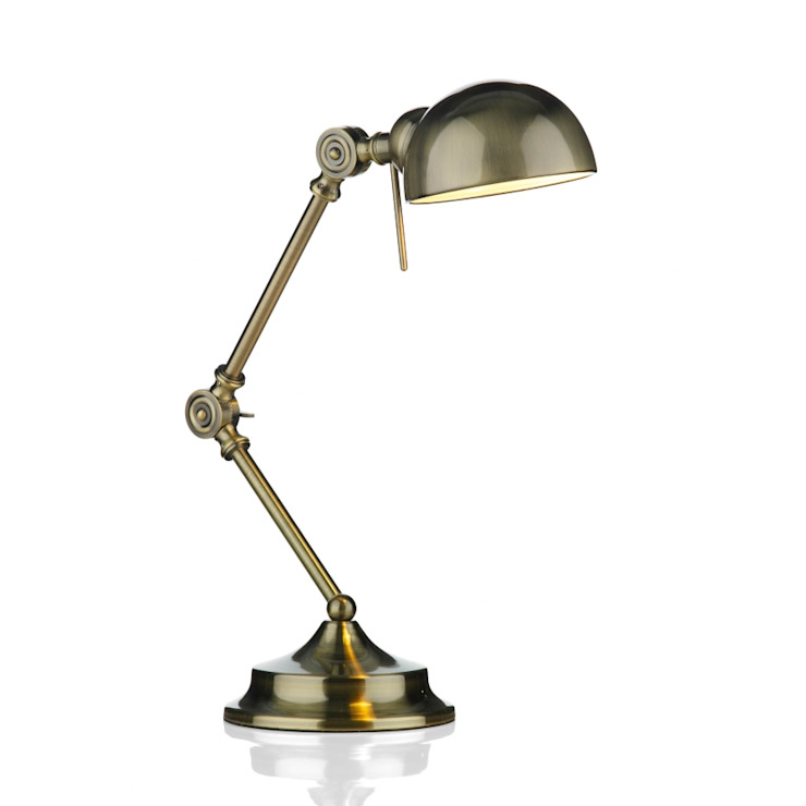 Lamps: colonial  by Purewood,Colonial Iron/Steel