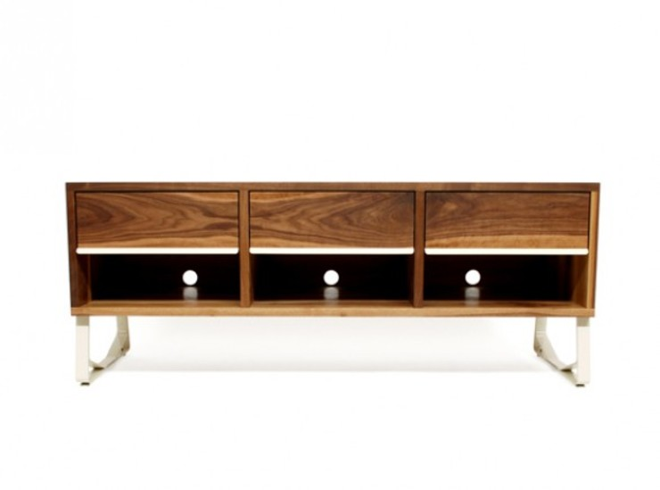 TV Stand: modern  by Purewood,Modern Wood Wood effect
