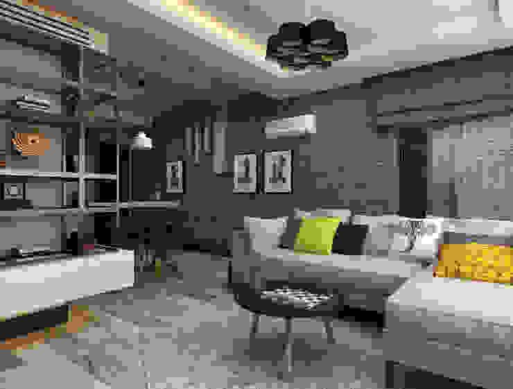 Salas / recibidores de estilo  por Ceren Torun Yiğit