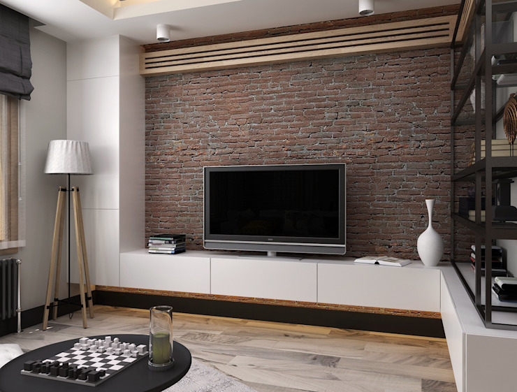 Living room by Ceren Torun Yiğit ,