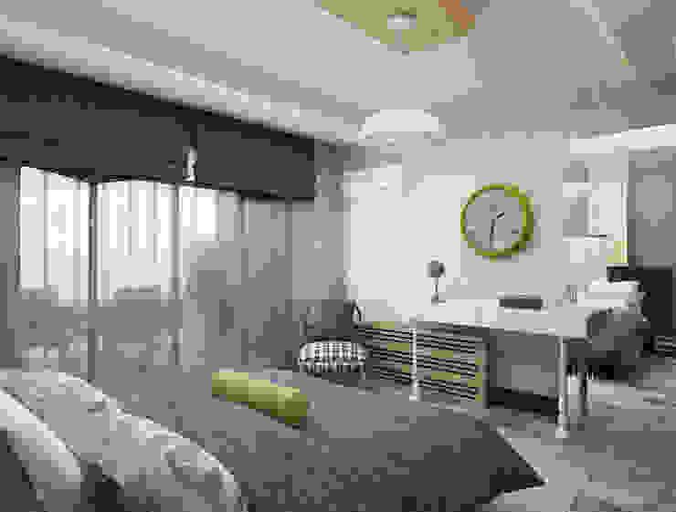 Ceren Torun Yiğit Minimalist bedroom