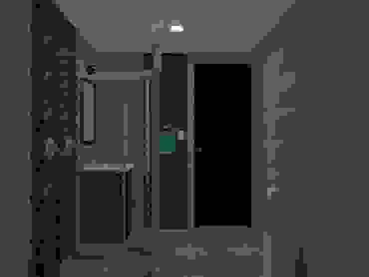 Modern style bathrooms by DISEÑOS G2 Modern