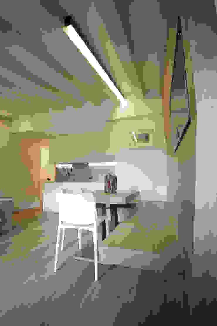 Progetti luigi bello architetto Modern dining room