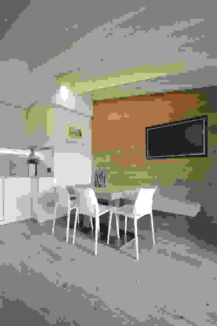 Progetti Modern Dining Room by luigi bello architetto Modern