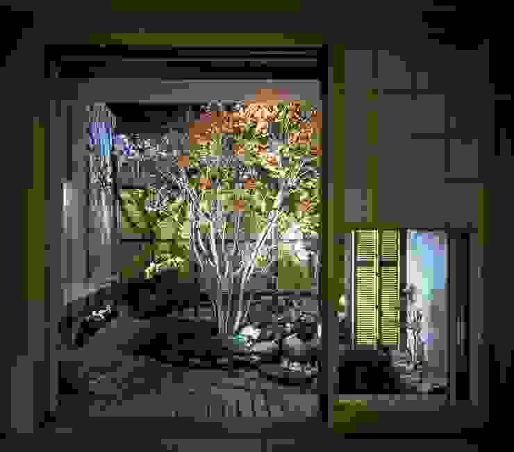 回廊コートの家 の AMO設計事務所