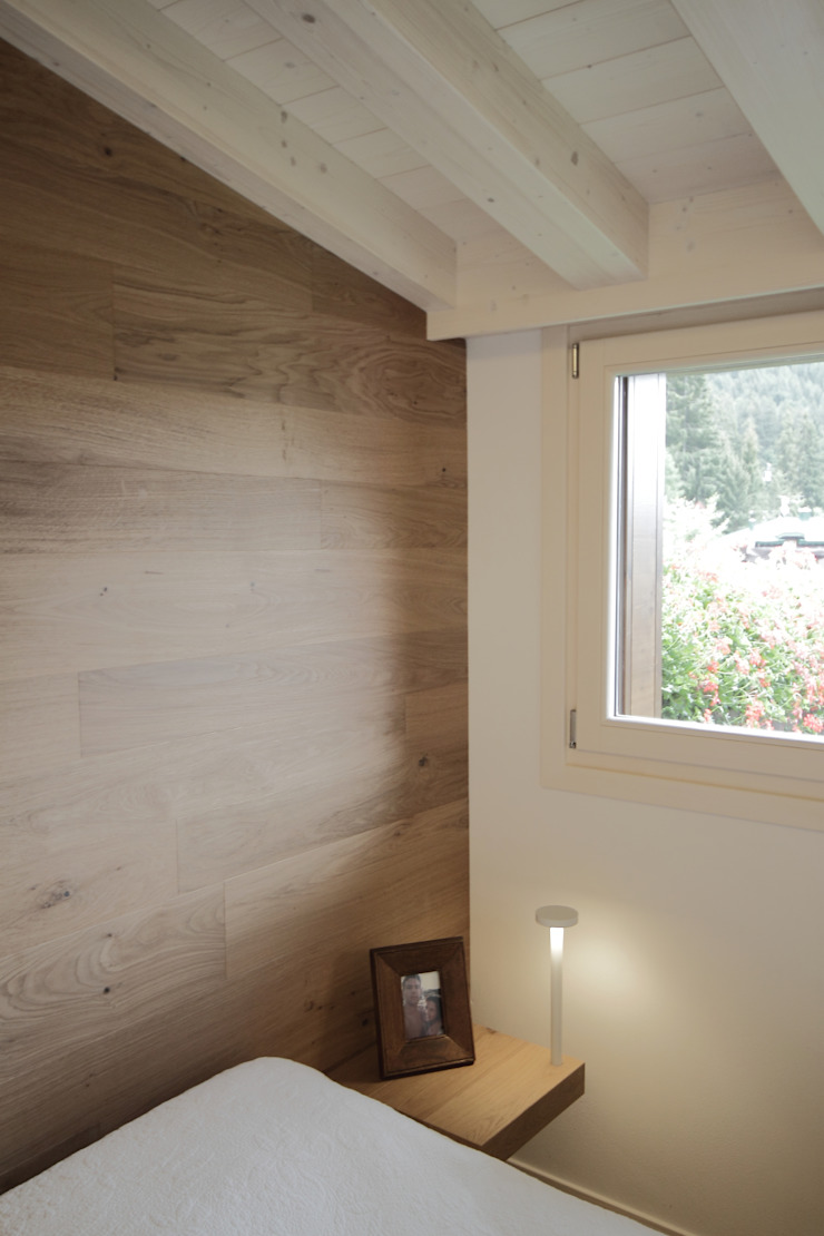 Progetti Modern Corridor, Hallway and Staircase by luigi bello architetto Modern