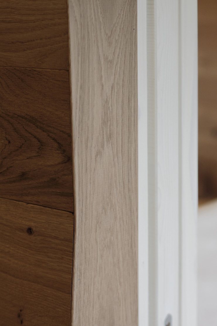 Progetti Modern Windows and Doors by luigi bello architetto Modern