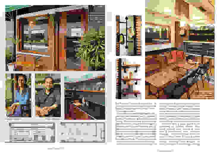 Crunch Patisserie: modern  by The Vrindavan Project,Modern