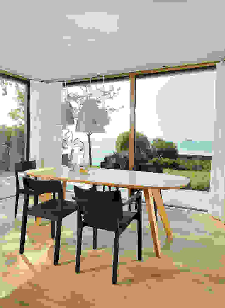 Bau-Fritz GmbH & Co. KG ห้องทานข้าว
