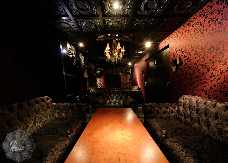 Bar Lounge ETEETEI の Design Atelier 円舞 オリジナル