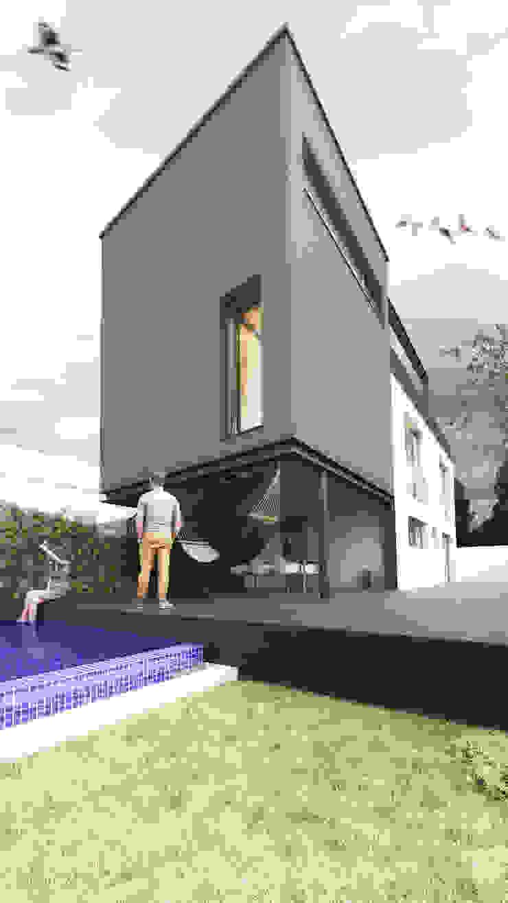 Casa PD Casas modernas por Rúben Ferreira   Arquitecto Moderno