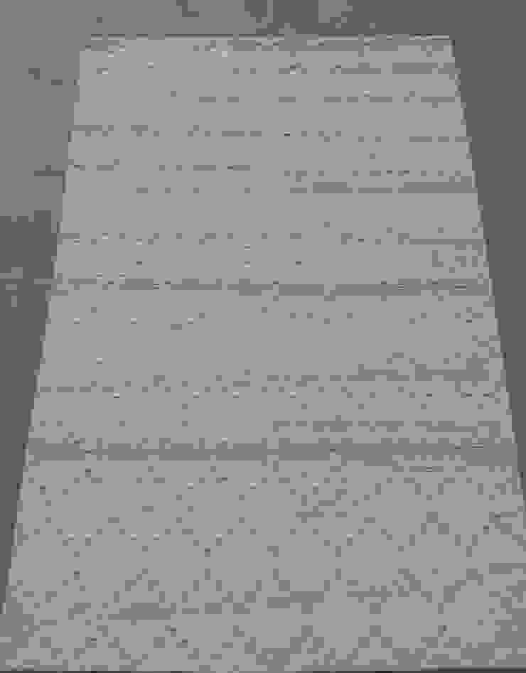Handloom by Rug Factory Industrial Silk Yellow