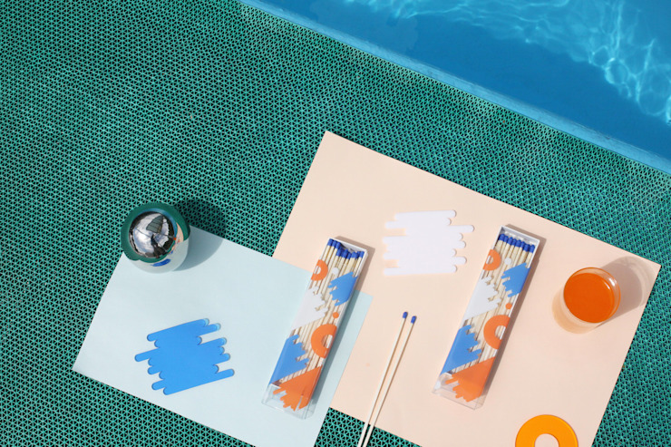여름성냥: OIMU의 현대 ,모던
