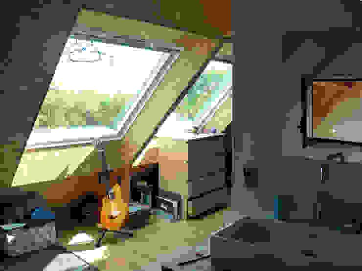 Mini/Maxi Chambre rurale par LAUS architectes Rural
