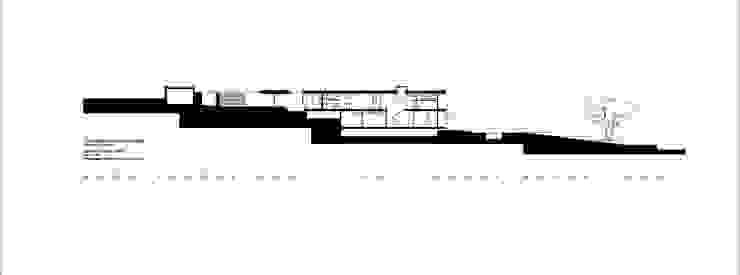 VIVIENDA UNIFAMILIAR EN LA PLAYA DE ESPIÑEIRO de EPB42 Arquitectura y Planeamiento, S.L Moderno