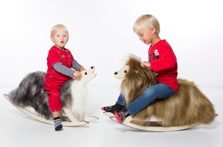 Rocking Zoo IvyDesign Nursery/kid's roomDesks & chairs