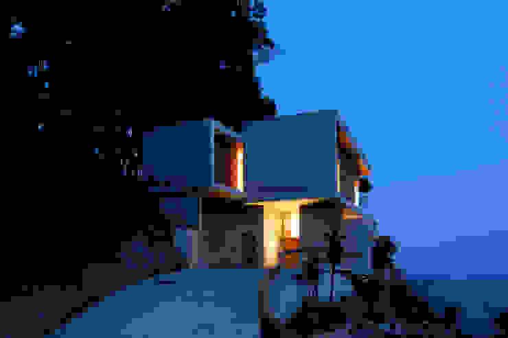 Modern houses by 大井立夫設計工房 Modern