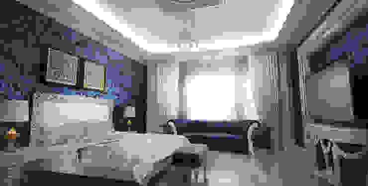 Студия Маликова Chambre classique Bleu