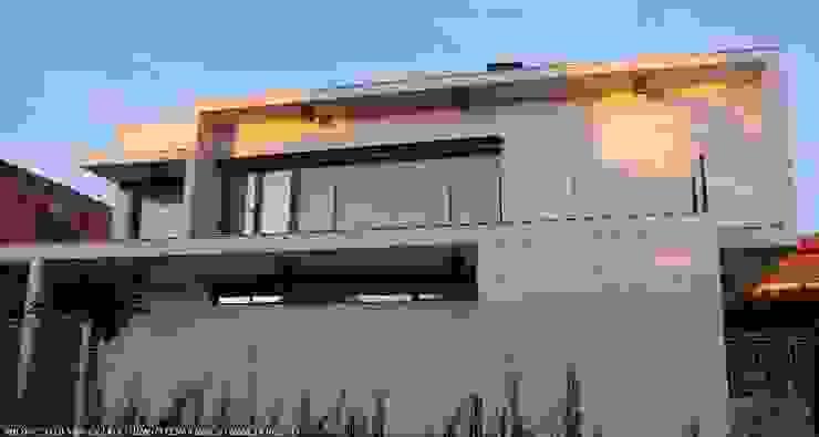 Vivienda Julio Galio, 13 Casas de estilo moderno de Soluziona Arquitectura Moderno
