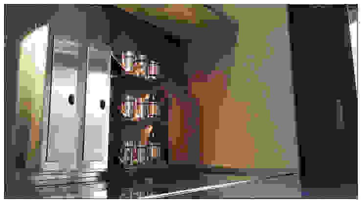 Cucina in Ecomalta - Formarredo Due & Key Cucine Formarredo Due design 1967 Cucina in stile industriale