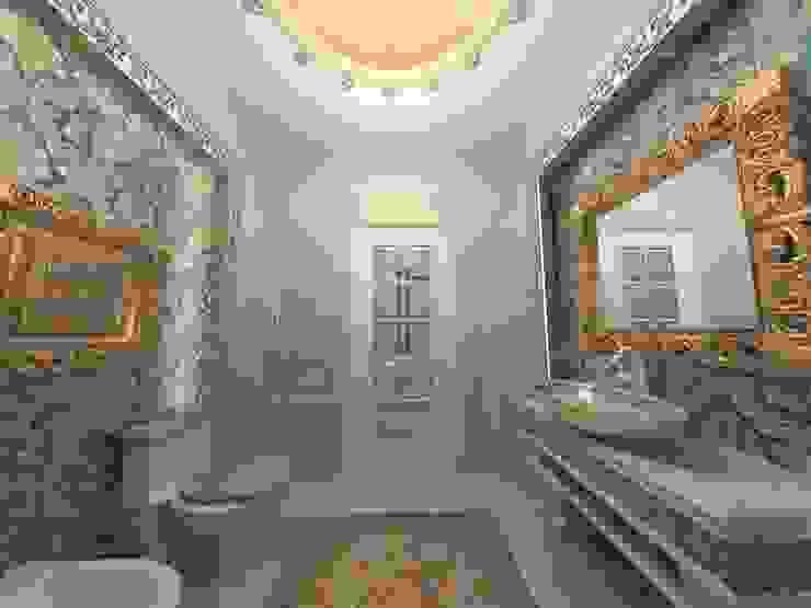 Classic style bathroom by Студия Маликова Classic Ceramic
