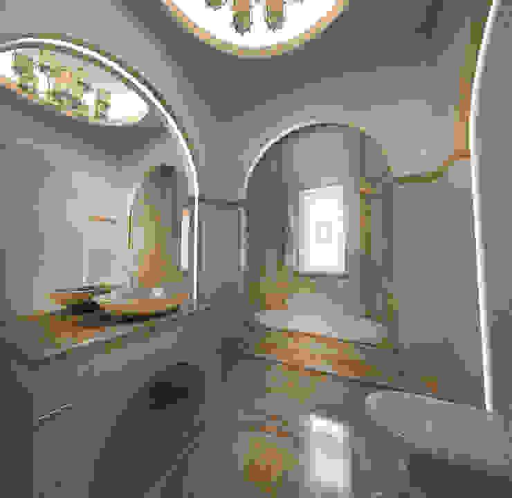 Classic style bathroom by Студия Маликова Classic