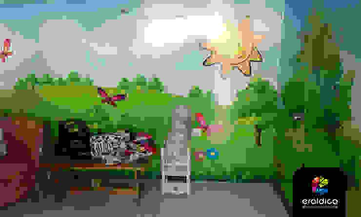 Eráldica Diseño Dormitorios infantiles modernos de ERÁLDICA Moderno