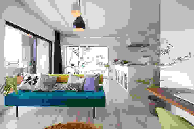 seets一級建築士事務所: modern tarz , Modern