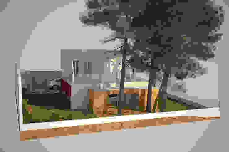 Дома в стиле модерн от Miguel Ferreira Arquitectos Модерн