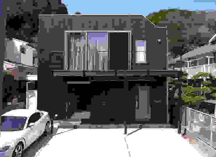 Maisons modernes par アーキグラフデザイン Moderne