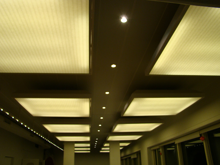 Sony music Office Project Modern office buildings by Touch International (Mumbai & Pune) Modern