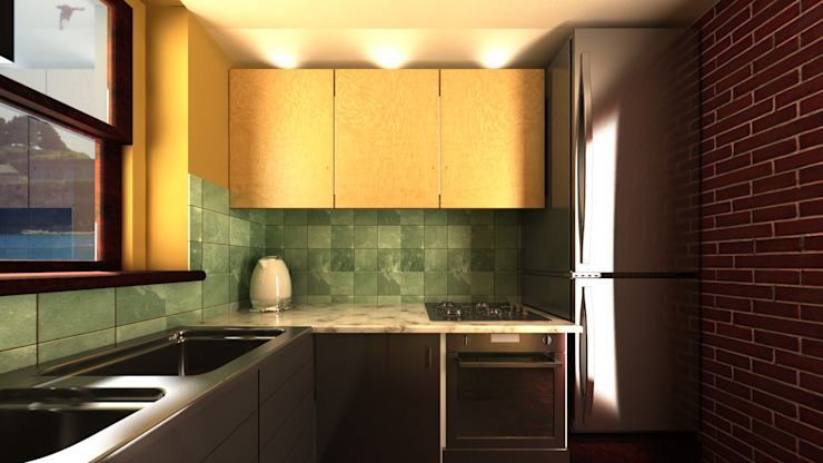 Kitchen de Research + Design