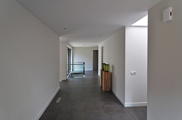 entreehal na restyle van Duoplan Doetinchem Architecten