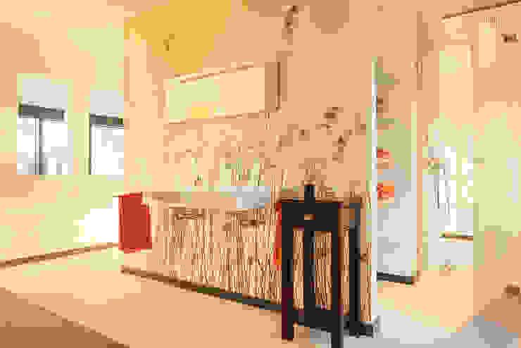 Lopez-Fotodesign Baños de estilo moderno
