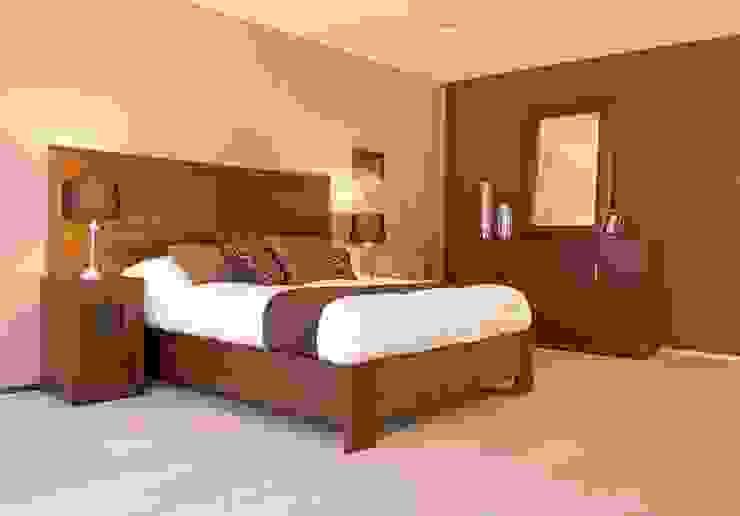 Línea Contemporánea de Muebles Maple Clásico