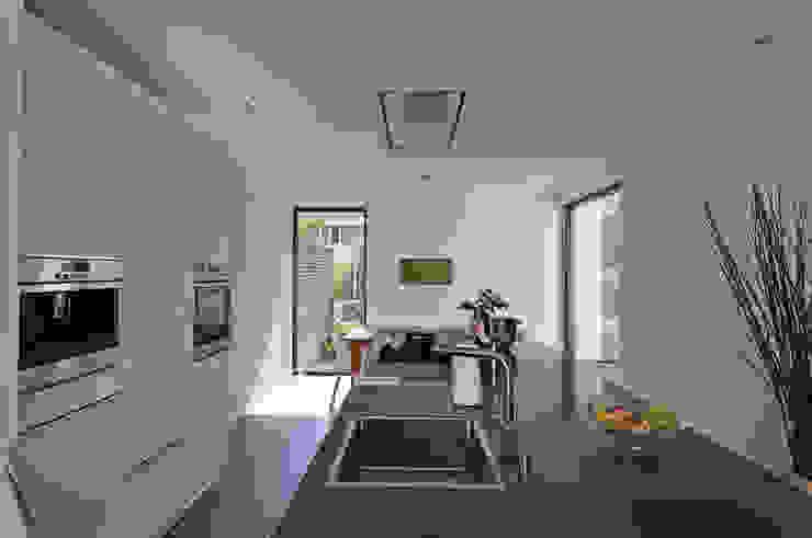 keuken na restyle van Duoplan Doetinchem Architecten