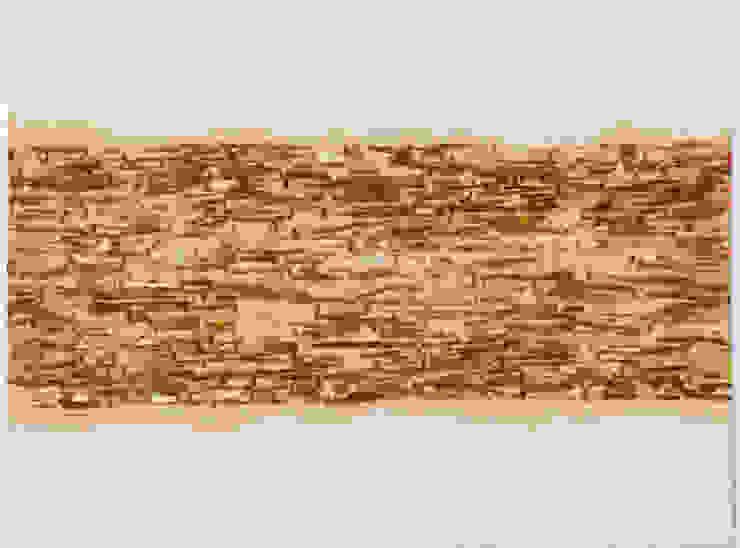Nails & Screws: modern  door MOoink, Modern Papier