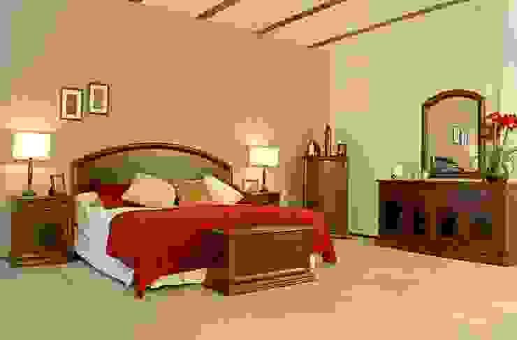 Recámara Córdoba de Muebles Maple Clásico