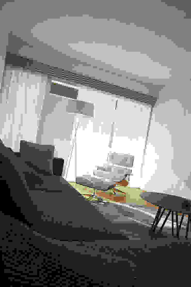 Casa SN Quartos modernos por Rúben Ferreira | Arquitecto Moderno