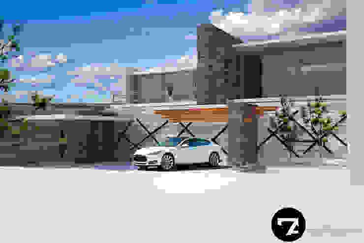 Proyectos Interiorismo Casas modernas de Seven Arquitectos Moderno