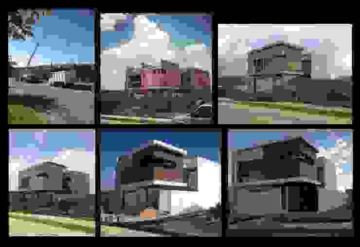 CASA VI Casas modernas de MORO TALLER DE ARQUITECTURA Moderno