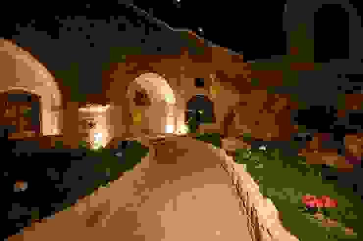 Kayakapi Premium Caves - Cappadocia Patios & Decks
