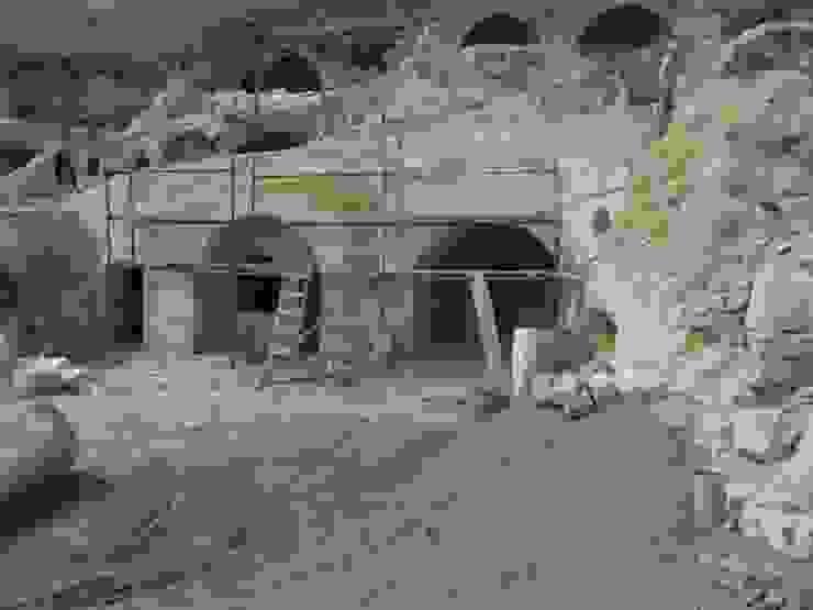 Kayakapi Premium Caves - Cappadocia Rustic style house